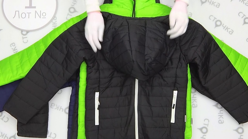 ANDREW CHARLES by Andy Hilfiger MENS PUFFA AUTUMN 1 сток одежда оптом
