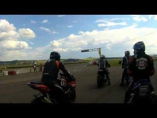 Первый раз на треке и сразу в гонку!) #red_ring #moto_cup_21 #road_race #cbr