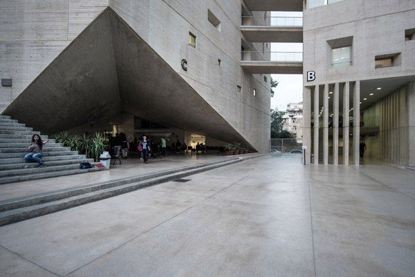 New USJ Campus Y.