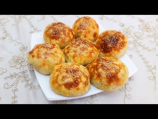 Пирожки с кабачками