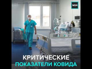Москва бьёт рекорды по числу новых случаев COVID-19 — Москва 24