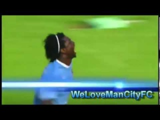 Adebayor winds up Arsenal fans by celebrating goal in front of them