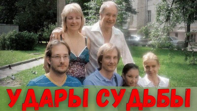 Как судьба била Владимира Конкина Не стало жены и дочери Стрелял в сына Не позавидуешь